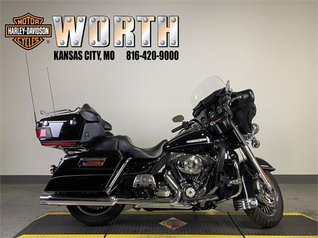 2012 Harley-Davidson Electra Glide Ultra Limited at Worth Harley-Davidson