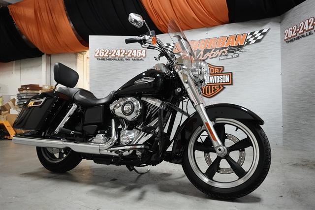 2013 Harley-Davidson Dyna Switchback at Suburban Motors Harley-Davidson