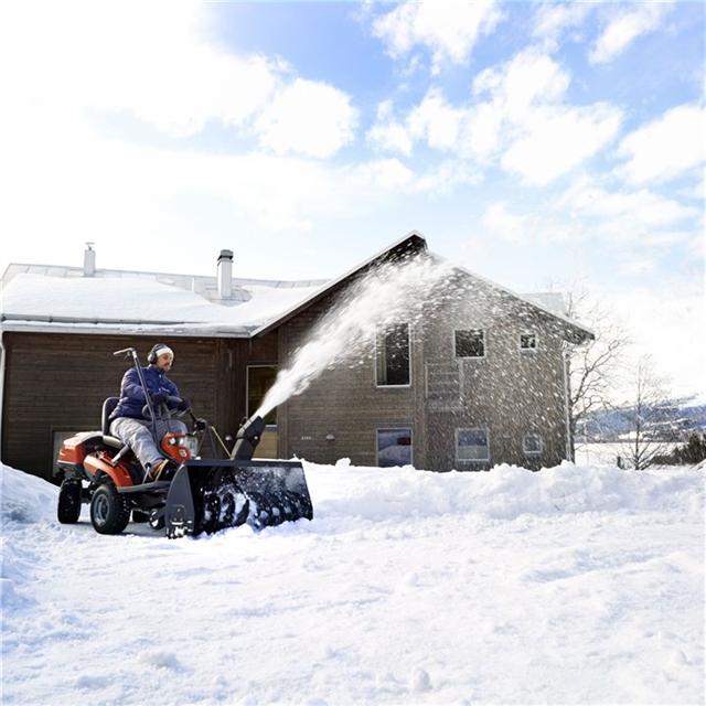 2018 Husqvarna Riders HUSQVARNA R322T AWD at Harsh Outdoors, Eaton, CO 80615