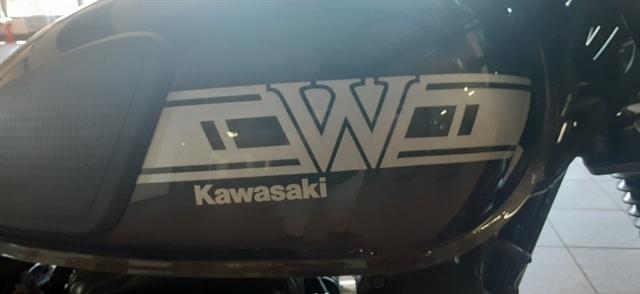 2019 Kawasaki W800 Cafe at Santa Fe Motor Sports