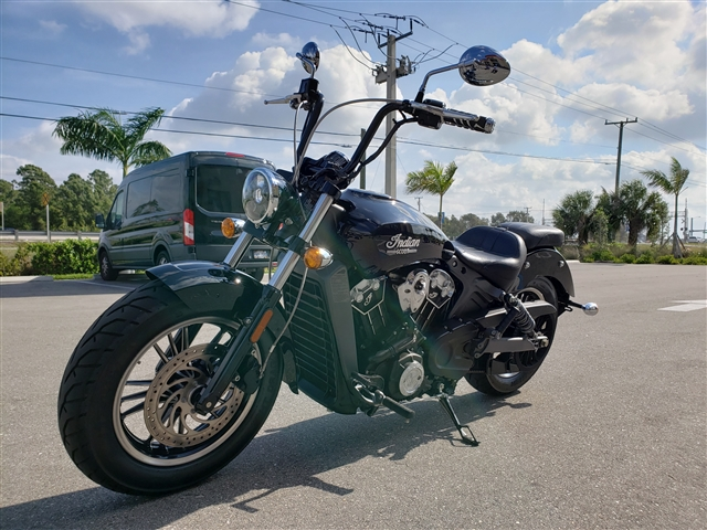 2018 Indian Scout Standard at Stu's Motorcycles, Fort Myers, FL 33912