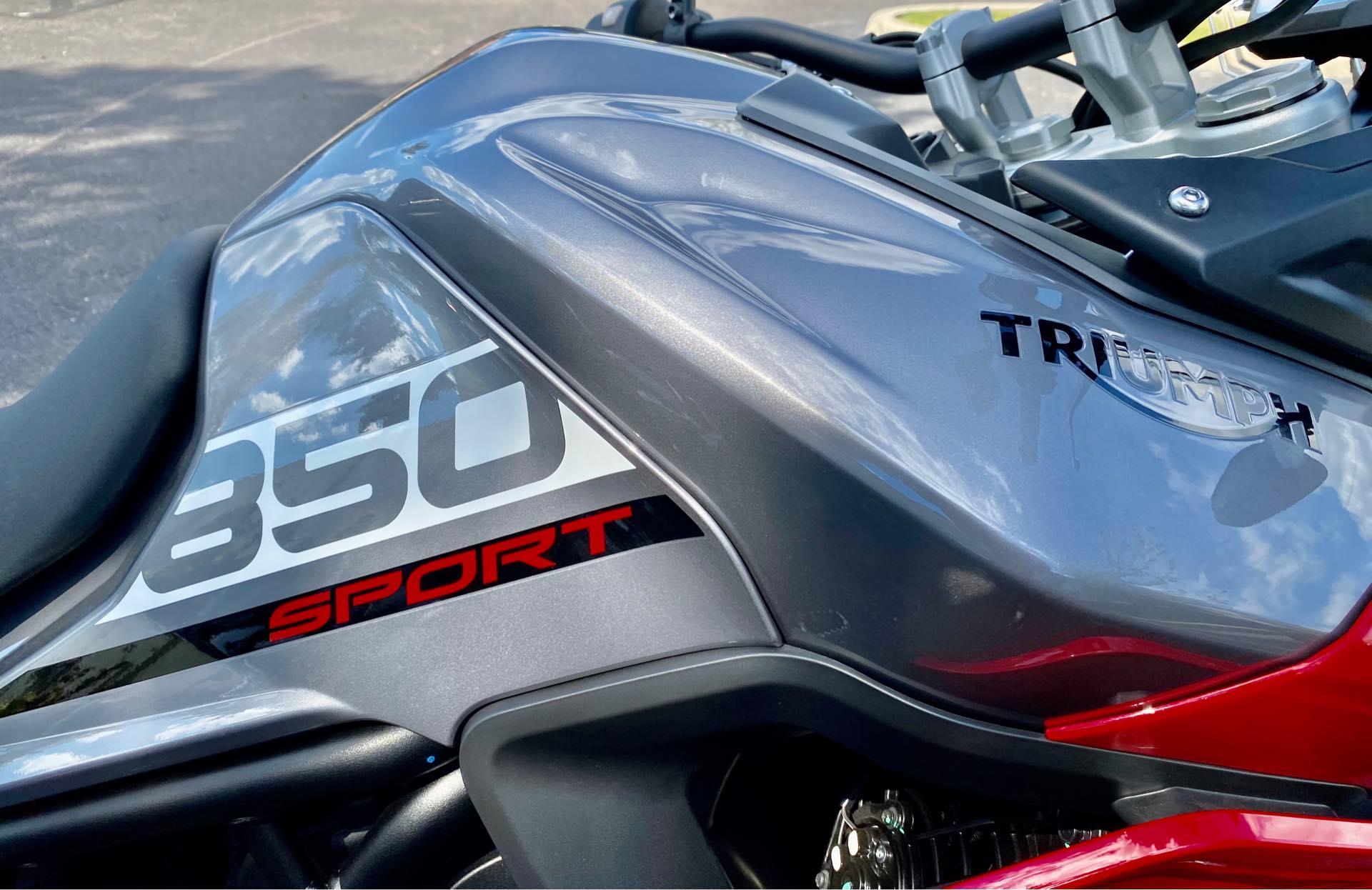 2022 Triumph Tiger 850 Sport at Tampa Triumph, Tampa, FL 33614
