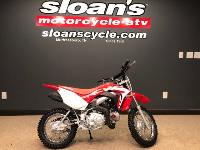 2019 Honda CRF® 110F at Sloan's Motorcycle, Murfreesboro, TN, 37129