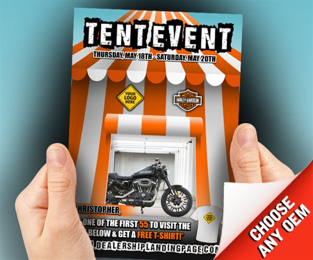 2019 Anytime Tent Event Powersports at PSM Marketing - Peachtree City, GA 30269