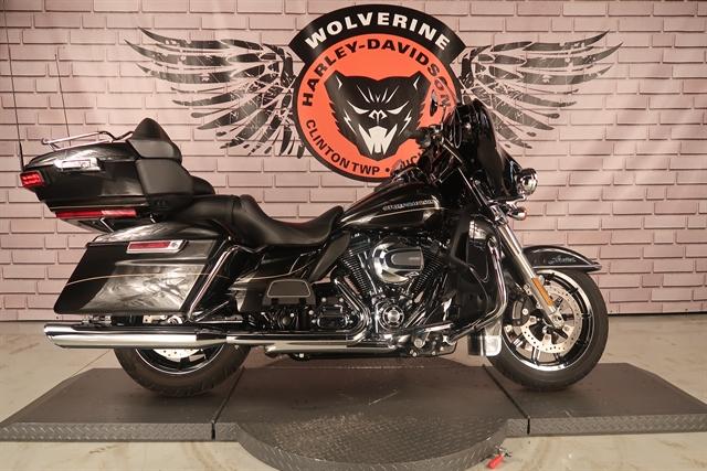 2016 Harley-Davidson Electra Glide Ultra Limited at Wolverine Harley-Davidson