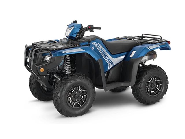2022 Honda FourTrax Foreman Rubicon 4x4 Automatic DCT EPS Deluxe at Friendly Powersports Baton Rouge
