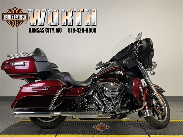 2015 Harley-Davidson Electra Glide Ultra Classic Low at Worth Harley-Davidson