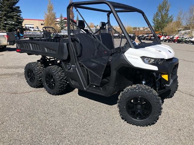2020 Can-Am Defender 6X6 DPS HD10 at Power World Sports, Granby, CO 80446