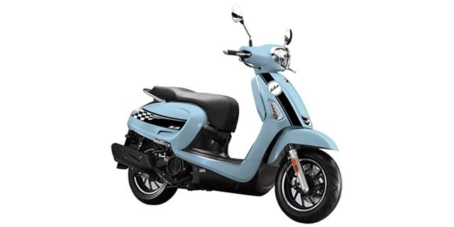 2020 KYMCO Like 50i at Brenny's Motorcycle Clinic, Bettendorf, IA 52722