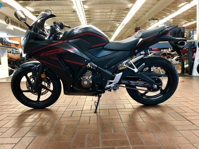 2021 Honda CBR300R Base at Wild West Motoplex
