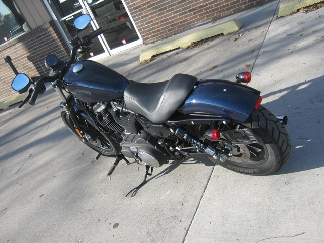 2012 Harley-Davidson XL883N Iron at Brenny's Motorcycle Clinic, Bettendorf, IA 52722