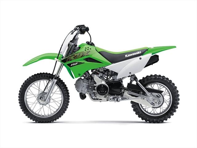 2020 Kawasaki KLX 110 at Lynnwood Motoplex, Lynnwood, WA 98037