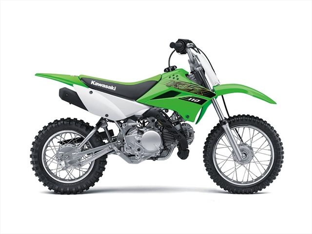 2020 Kawasaki KLX® 110 at Lynnwood Motoplex, Lynnwood, WA 98037