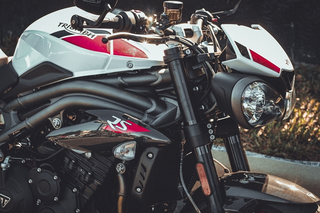 2020 Triumph Speed Triple RS at Tampa Triumph, Tampa, FL 33614