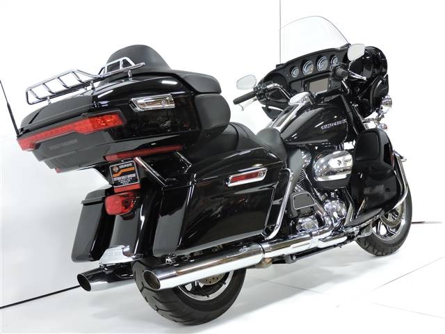 2018 Harley-Davidson Electra Glide Ultra Limited at Stutsman Harley-Davidson, Jamestown, ND 58401