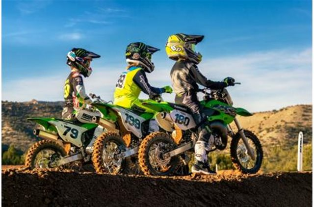 2019 Kawasaki KX 85 at Pete's Cycle Co., Severna Park, MD 21146