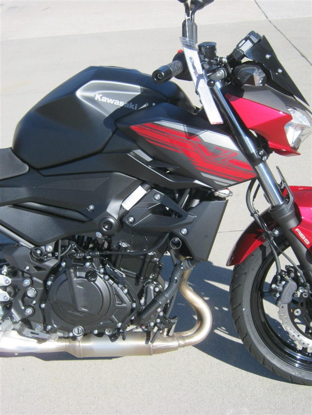 2019 Kawasaki Z400 ABS at Brenny's Motorcycle Clinic, Bettendorf, IA 52722