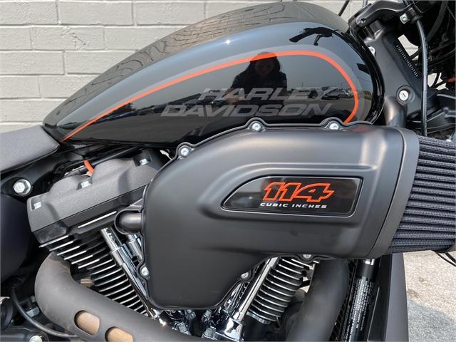 2019 Harley-Davidson Softail FXDR 114 at cannonball harley-davidson