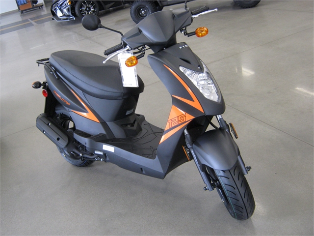 2021 KYMCO Agility 125 at Brenny's Motorcycle Clinic, Bettendorf, IA 52722