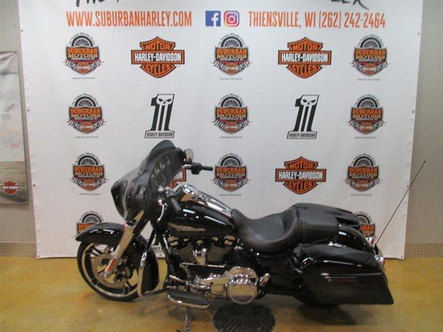 2017 Harley-Davidson FLHX - Street Glide at Suburban Motors Harley-Davidson