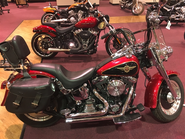 1998 Harley-Davidson FLSTF at #1 Cycle Center Harley-Davidson