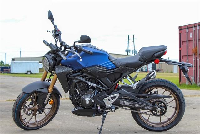 2021 Honda CB300R ABS at Eastside Honda