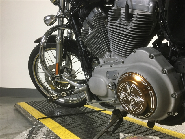 2007 Harley-Davidson Sportster 883 Custom at Worth Harley-Davidson