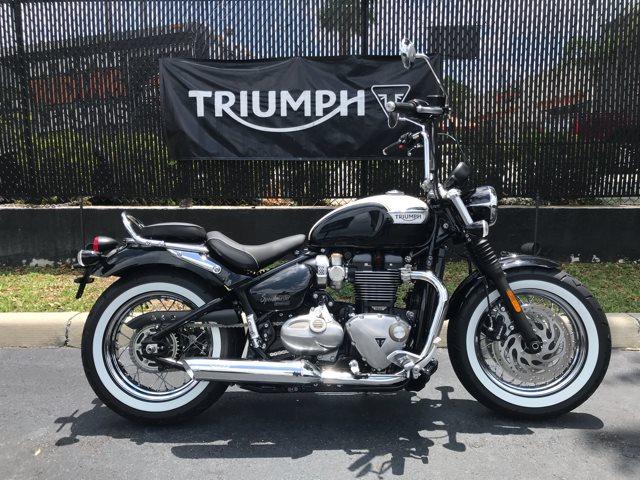 2019 Triumph Bonneville Speedmaster Base at Tampa Triumph, Tampa, FL 33614