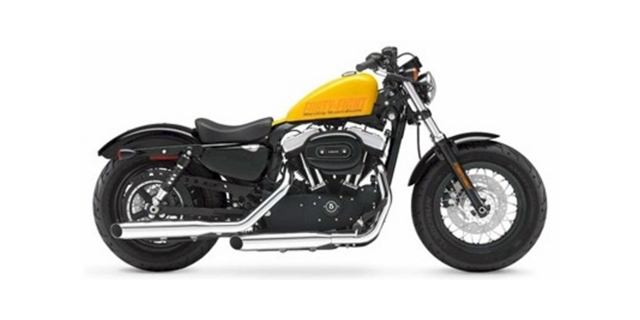 2012 Harley-Davidson Sportster Forty-Eight at Zips 45th Parallel Harley-Davidson