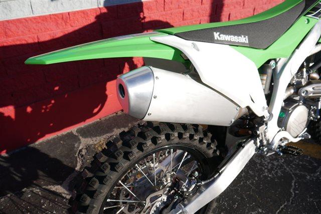 2020 Kawasaki KX450 450 at Powersports St. Augustine