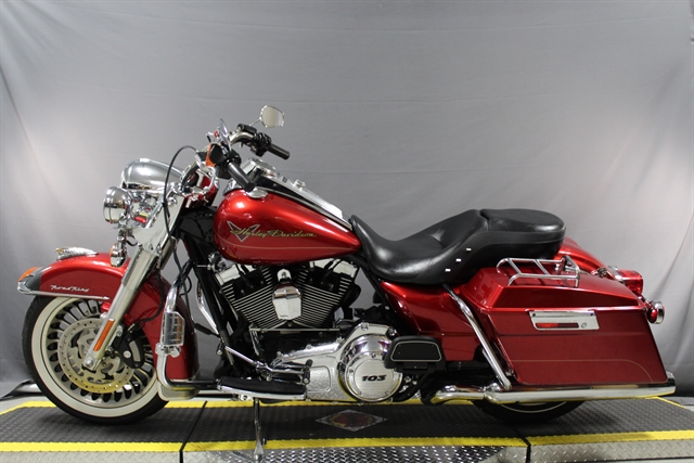 2013 Harley-Davidson Road King Base at Platte River Harley-Davidson