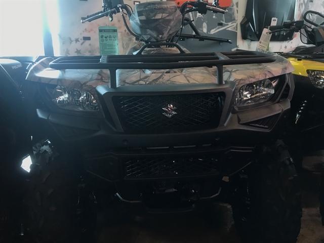 2018 Suzuki KingQuad 750 AXi Power Steering Camo at Kent Powersports of Austin, Kyle, TX 78640