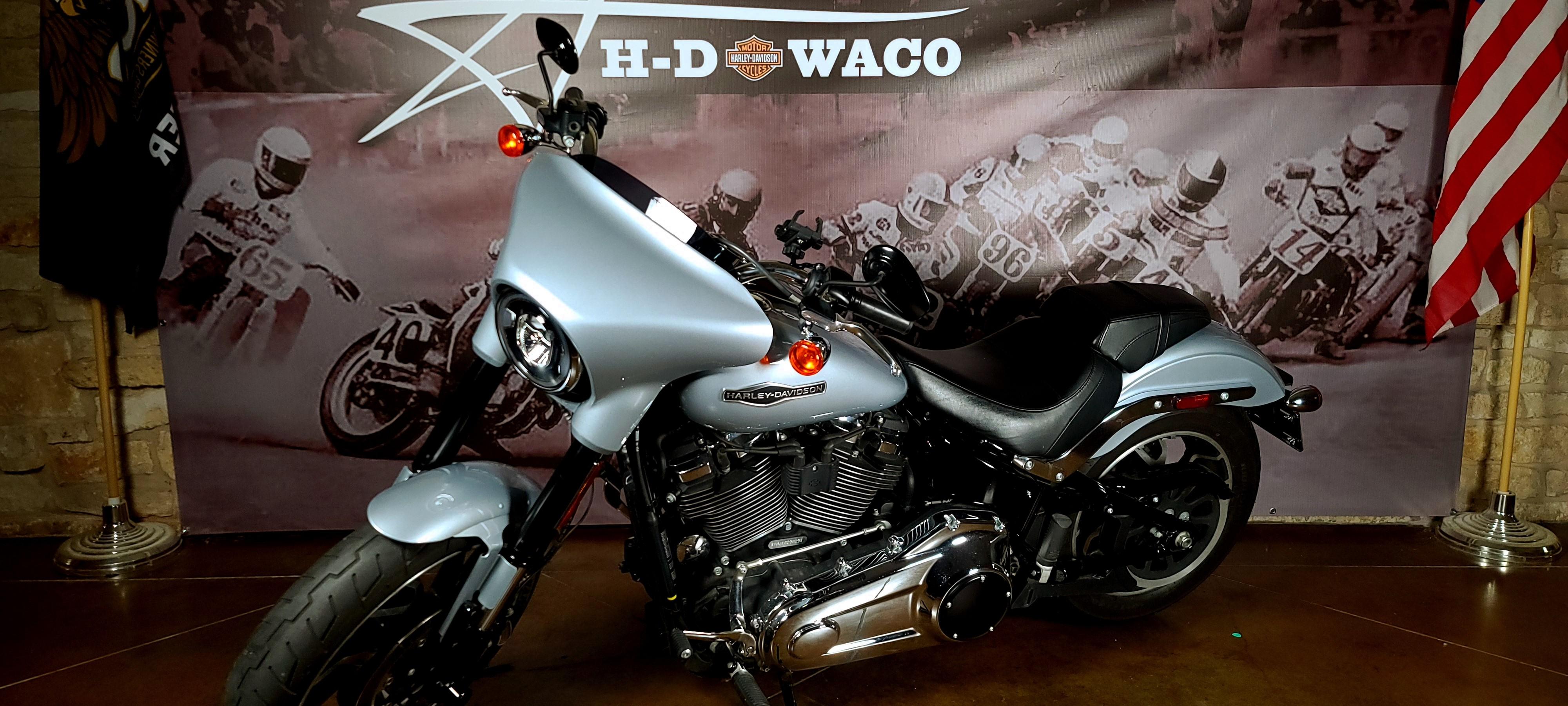 2019 Harley-Davidson Softail Sport Glide at Harley-Davidson of Waco