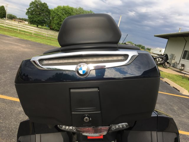 2012 BMW K 1600 GTL at Randy's Cycle, Marengo, IL 60152