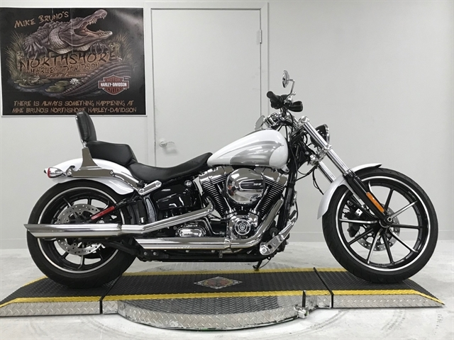 2016 Harley-Davidson Softail Breakout at Mike Bruno's Northshore Harley-Davidson