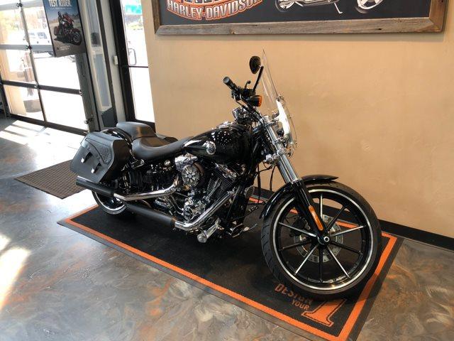 2014 Harley-Davidson Softail Breakout® at Vandervest Harley-Davidson, Green Bay, WI 54303