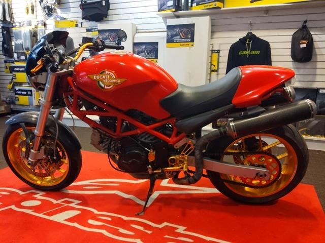 2005 Ducati Monster 620 Dark at Power World Sports, Granby, CO 80446