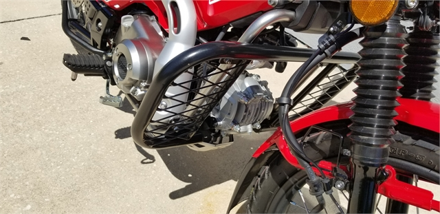 2021 Honda Trail 125 ABS at Powersports St. Augustine