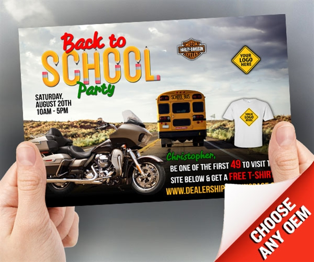 Back to School Powersports at PSM Marketing - Peachtree City, GA 30269
