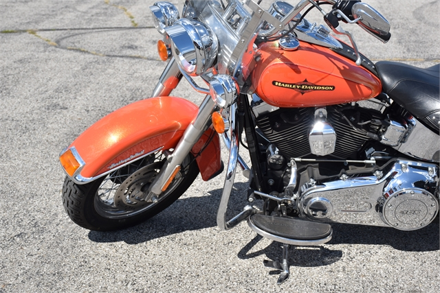 2012 Harley-Davidson Softail Heritage Softail Classic at Thornton's Motorcycle Sales, Madison, IN