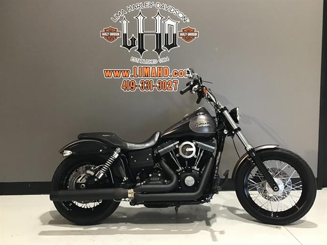 2017 Harley-Davidson Dyna Street Bob at Lima Harley-Davidson