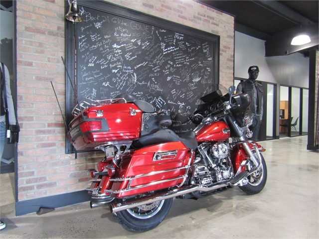 2008 Harley-Davidson Electra Glide Ultra Classic at Cox's Double Eagle Harley-Davidson