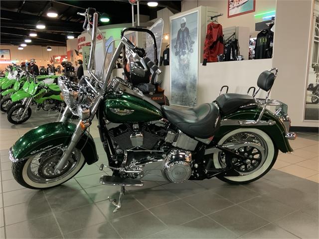 2013 Harley-Davidson Softail Deluxe at Midland Powersports