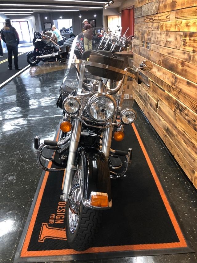 2009 Harley-Davidson Softail Heritage Softail Classic at Holeshot Harley-Davidson