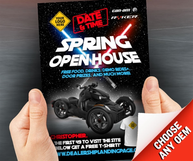 2019 Spring Open House Star Wars Powersports at PSM Marketing - Peachtree City, GA 30269