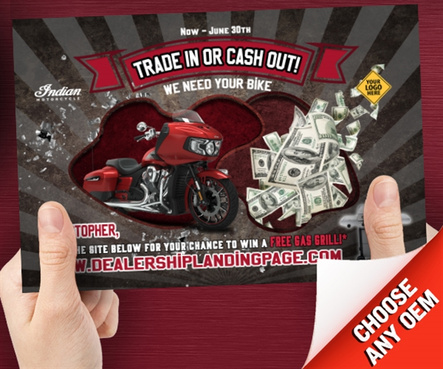 Grungy Trade In or Cash Out Powersports at PSM Marketing - Peachtree City, GA 30269