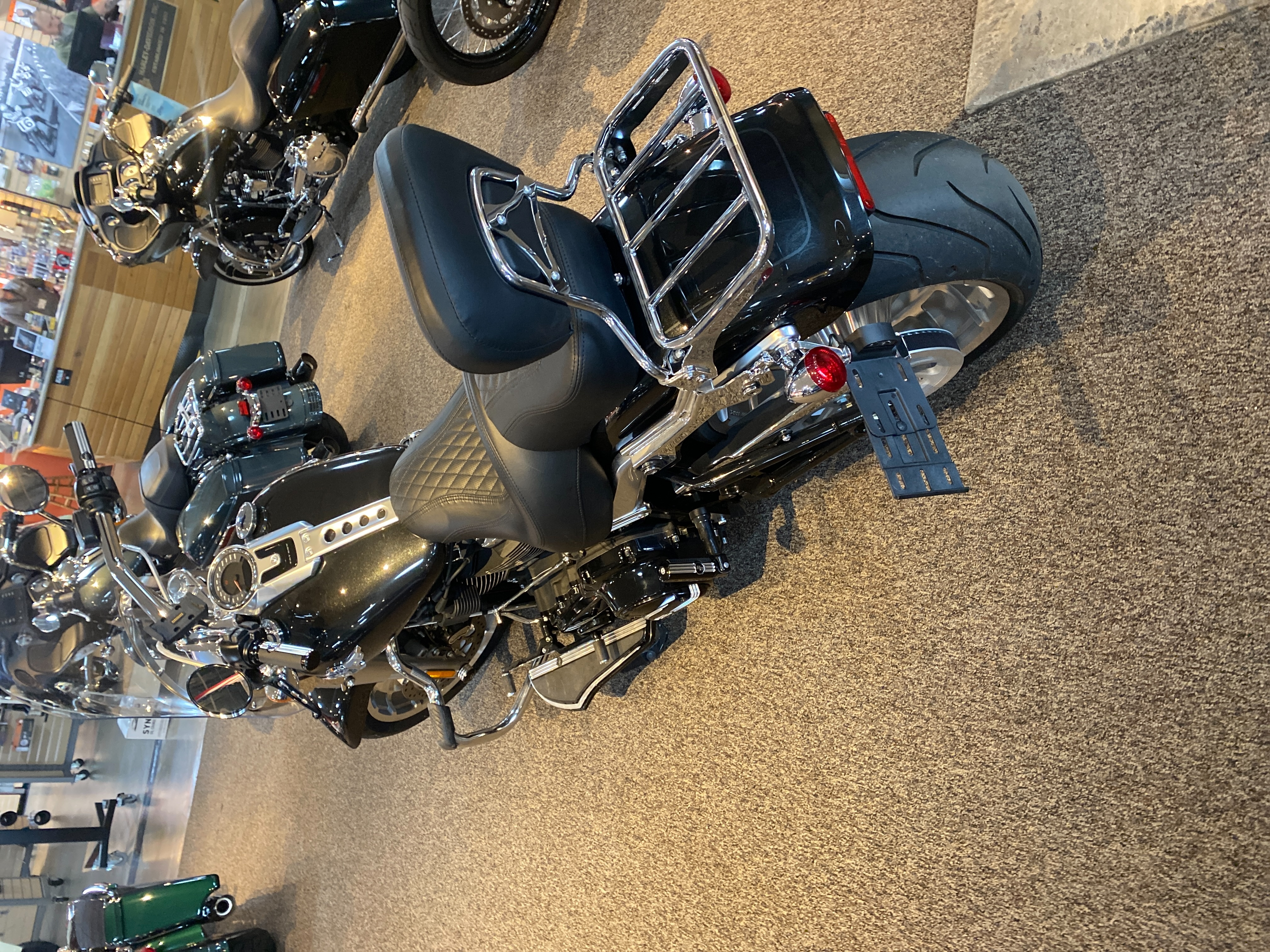 2018 Harley-Davidson Softail Fat Boy 114 at Outpost Harley-Davidson