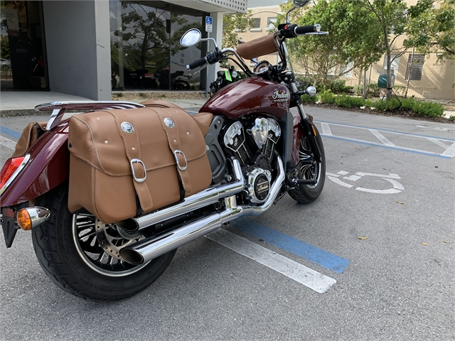2018 Indian Scout Base at Fort Lauderdale