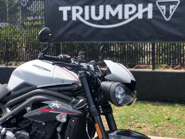2019 Triumph Speed Triple RS at Tampa Triumph, Tampa, FL 33614