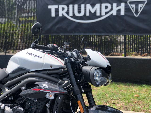 2019 Triumph Speed Triple RS at Tampa Triumph, Tampa, FL 33614